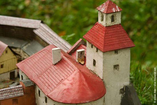 Miniature Fortresses Park in Lviv, Ukraine photo 8