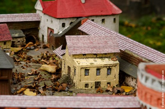 Miniature Fortresses Park in Lviv, Ukraine photo 9