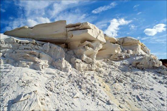 Beautiful quartz quarry in Kharkiv region, Ukraine, photo 10