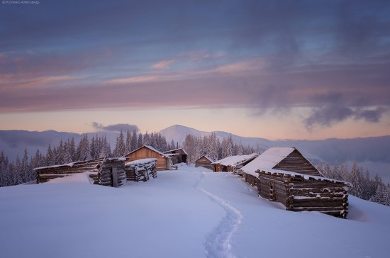Winter Fairy Tale in the Carpathians, Ukraine, photo 15