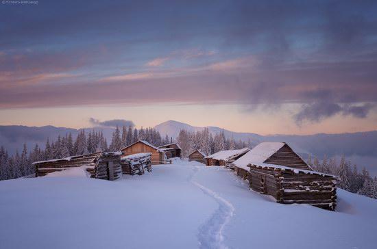 Winter Fairy Tale in the Carpathians, Ukraine, photo 15