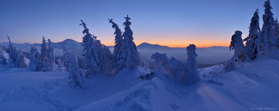 Winter Fairy Tale in the Carpathians, Ukraine, photo 16