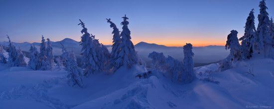 Winter Fairy Tale in the Carpathians, Ukraine, photo 16