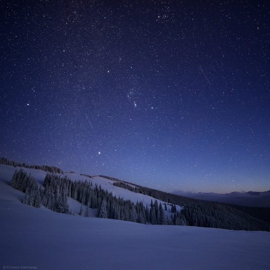 Winter Fairy Tale in the Carpathians, Ukraine, photo 18