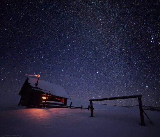 Winter Fairy Tale in the Carpathians, Ukraine, photo 19