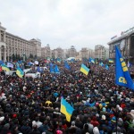 Anti-government protests in Kyiv