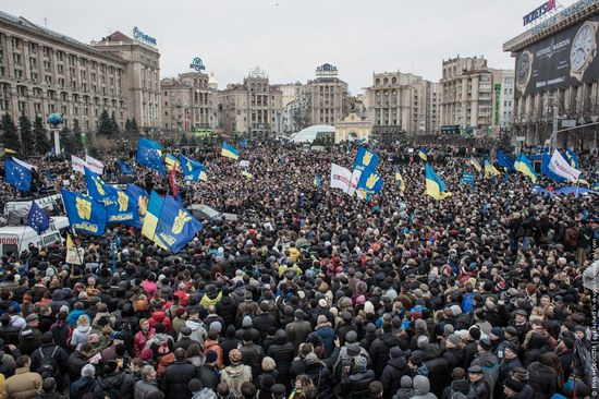 Kyiv protests, December 1, 2013, photo 5