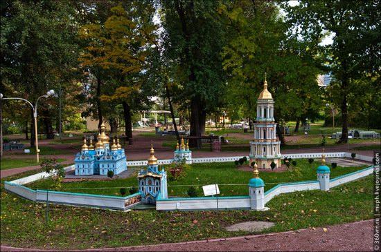 Miniatures Park in Kyiv, Ukraine photo 15