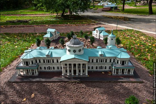 Miniatures Park in Kyiv, Ukraine photo 24