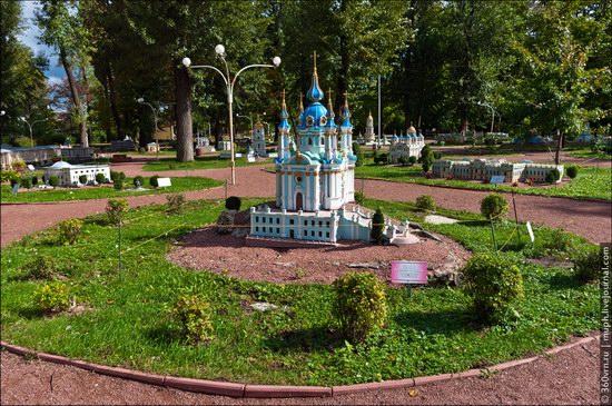 Miniatures Park in Kyiv, Ukraine photo 3