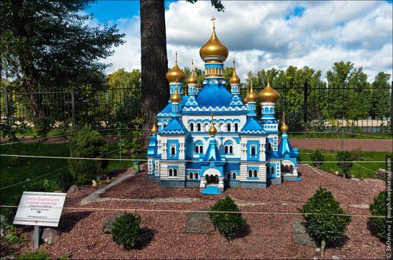 Miniatures Park in Kyiv, Ukraine photo 5