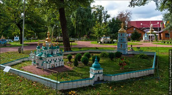 Miniatures Park in Kyiv, Ukraine photo 7