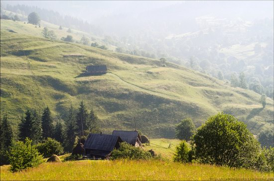 Pastoral Summer Landscapes of Transcarpathia, Ukraine photo 12