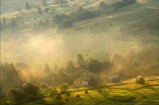 Pastoral Summer Landscapes of Transcarpathia, Ukraine photo 14