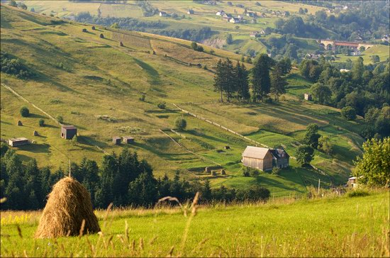 Pastoral Summer Landscapes of Transcarpathia, Ukraine photo 15