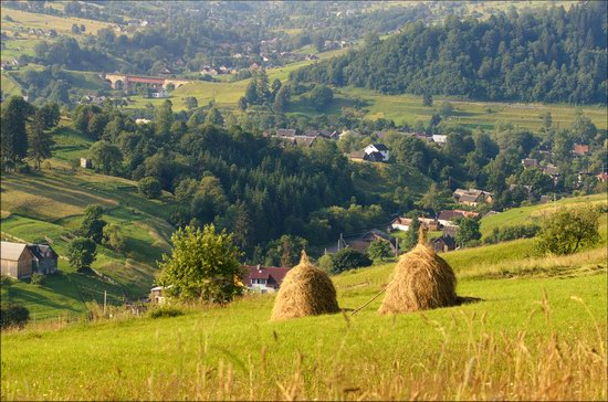 Pastoral Summer Landscapes of Transcarpathia, Ukraine photo 4