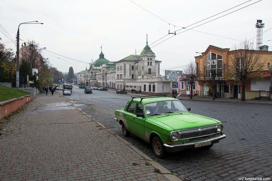 Chernivtsi city, Ukraine streets, photo 10