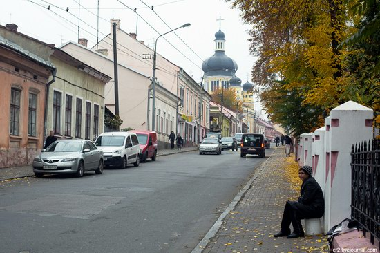 Chernivtsi city, Ukraine streets, photo 14