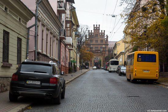 Chernivtsi city, Ukraine streets, photo 16