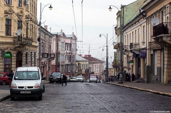 Chernivtsi city, Ukraine streets, photo 2