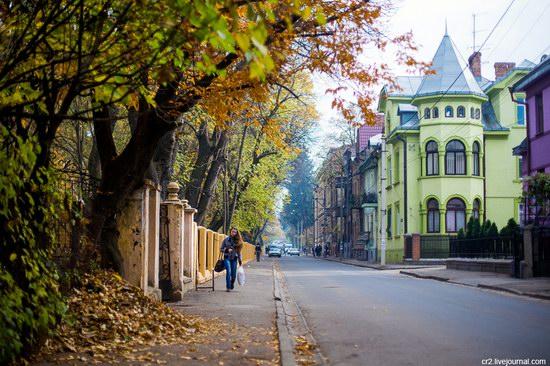 Chernivtsi city, Ukraine streets, photo 22
