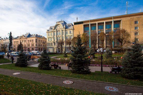 Chernivtsi city, Ukraine streets, photo 24
