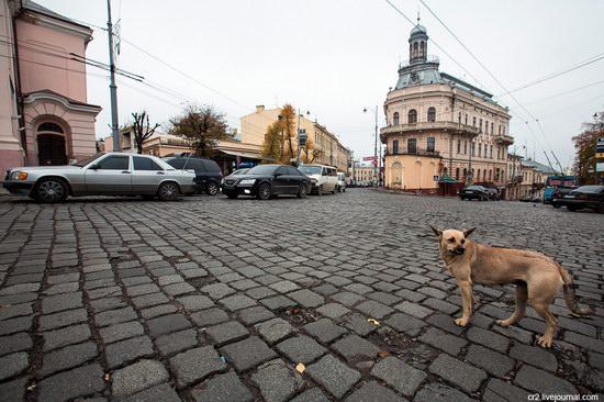 Chernivtsi city, Ukraine streets, photo 3