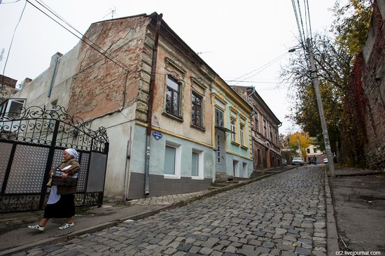 Chernivtsi city, Ukraine streets, photo 4