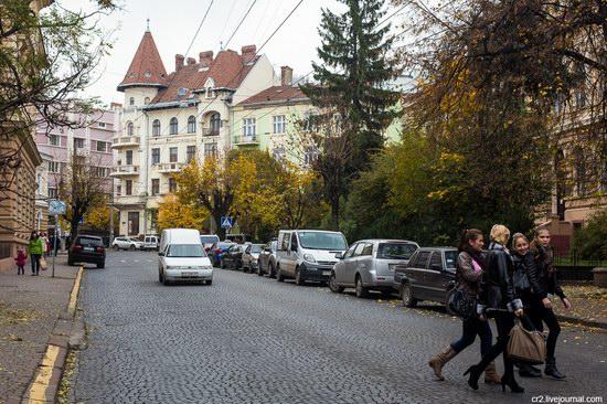 Chernivtsi city, Ukraine streets, photo 5