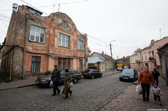 Chernivtsi city, Ukraine streets, photo 6