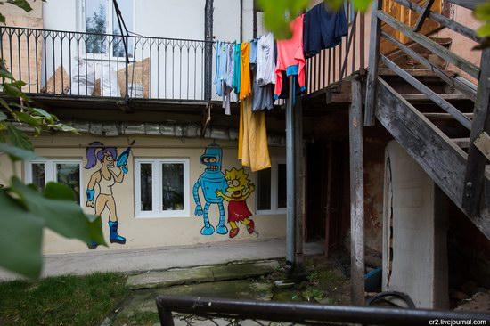 Chernivtsi city, Ukraine streets, photo 8