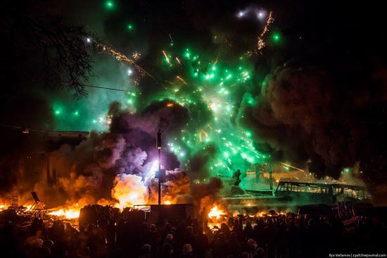 Confrontation in Kyiv, Ukraine, photo 5