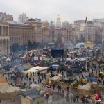 The Atmosphere of Euromaidan 2014