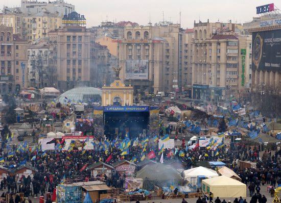 Euromaidan 2014, Kyiv, Ukraine, photo 16
