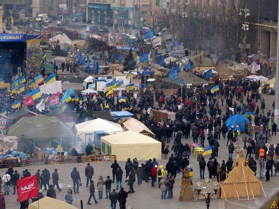 Euromaidan 2014, Kyiv, Ukraine, photo 17