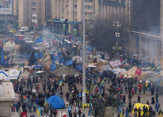 Euromaidan 2014, Kyiv, Ukraine, photo 18