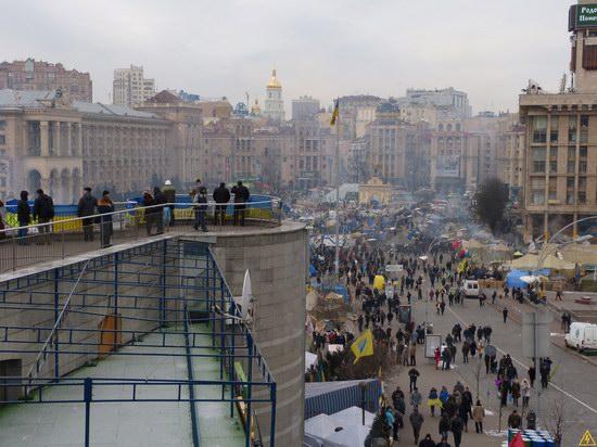Euromaidan 2014, Kyiv, Ukraine, photo 19