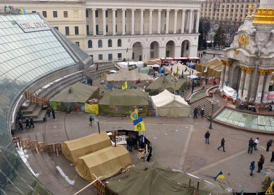 Euromaidan 2014, Kyiv, Ukraine, photo 20
