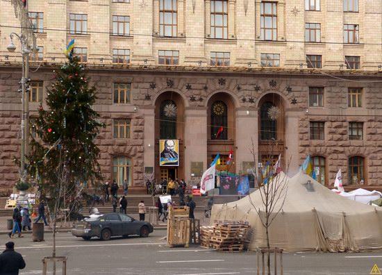 Euromaidan 2014, Kyiv, Ukraine, photo 4