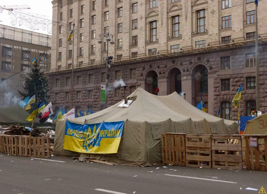 Euromaidan 2014, Kyiv, Ukraine, photo 6