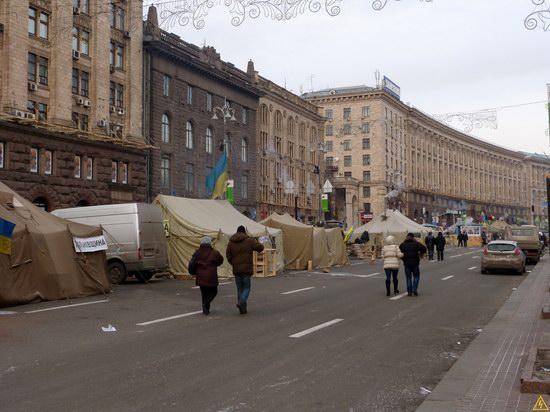 Euromaidan 2014, Kyiv, Ukraine, photo 7