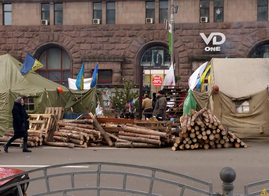 Euromaidan 2014, Kyiv, Ukraine, photo 8