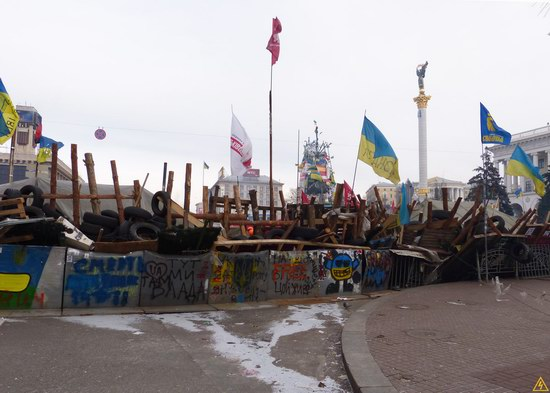 Euromaidan 2014, Kyiv, Ukraine, photo 9