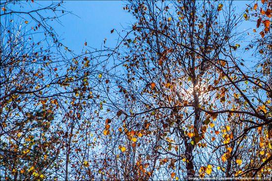 Beautiful fall on Ai-Petri in Crimea, Ukraine, photo 15