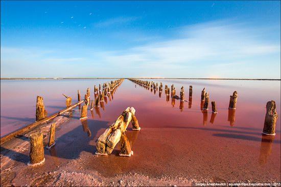 Martian Landscapes of the Past in the Crimea, Ukraine, photo 4