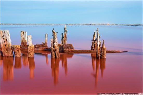 Martian Landscapes of the Past in the Crimea, Ukraine, photo 5