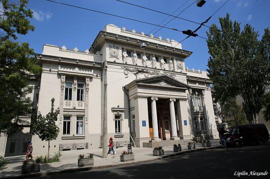 Odessa Ukraine streets, photo 19