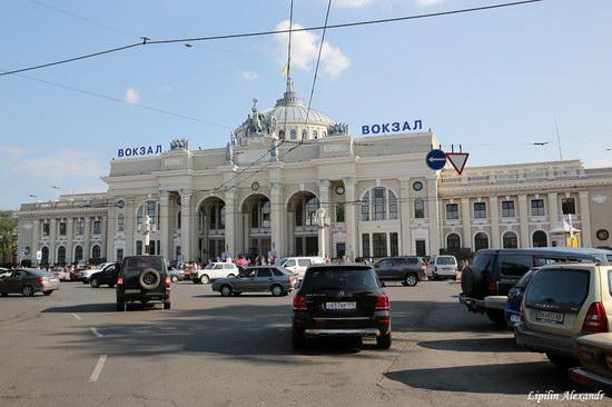 Odessa Ukraine streets, photo 23