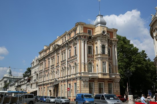 Odessa Ukraine streets, photo 3