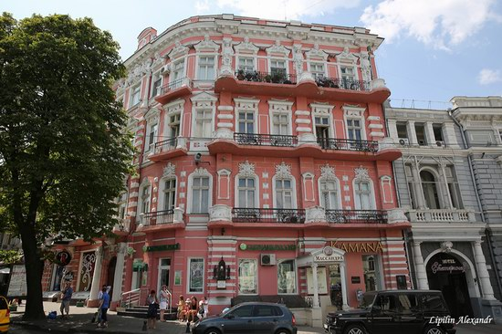 Odessa Ukraine streets, photo 4